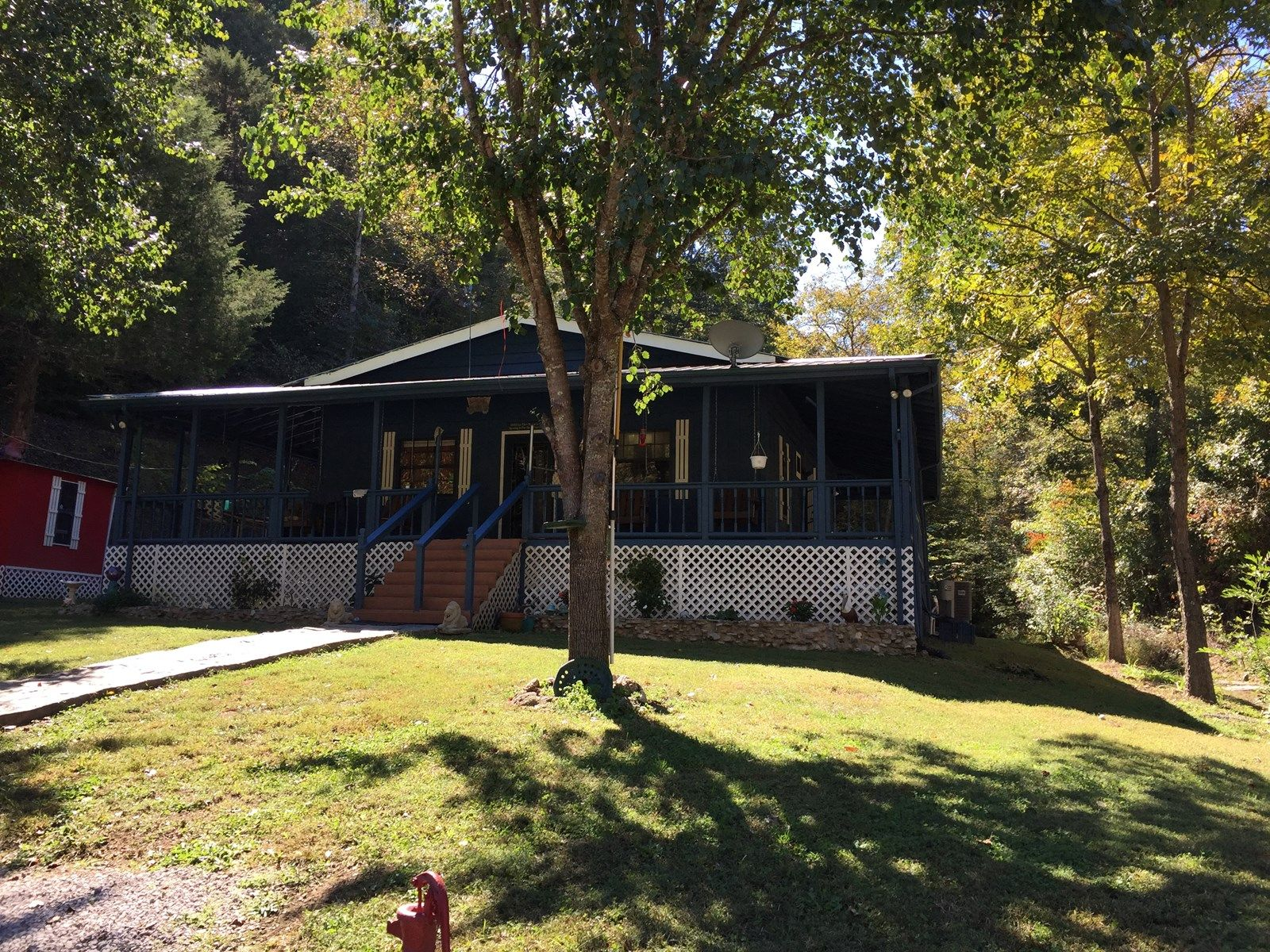 2 Homes On 60 Acres Close To Dale Hollow Lake
