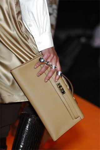 Hermes Kelly clutch