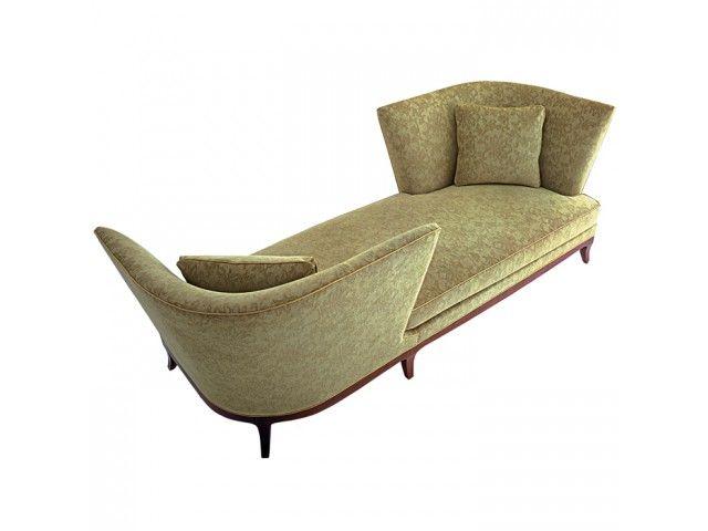Geneva Tete A Tete Chaise Furniture