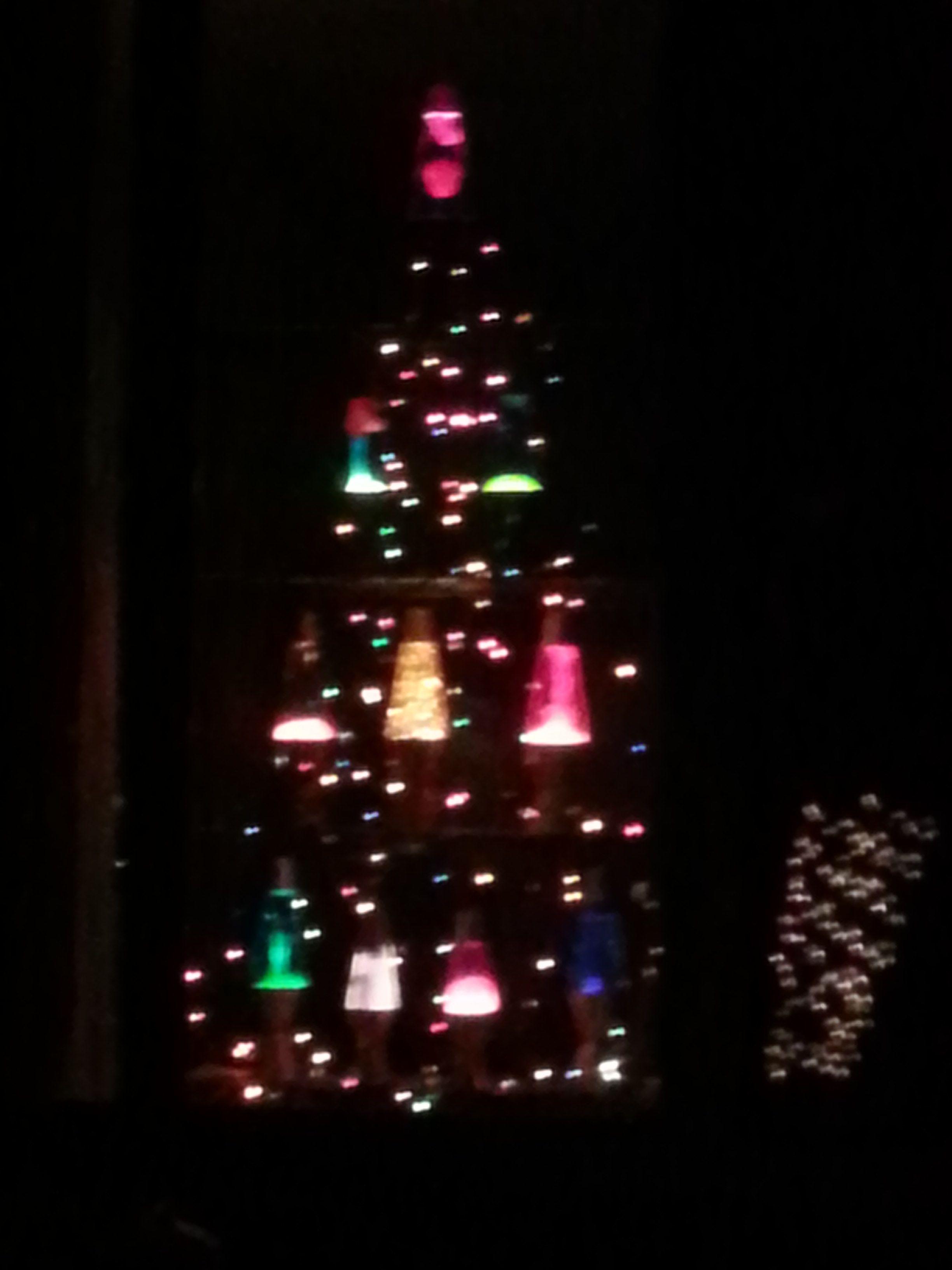 Lava lamp Christmas Tree | Holiday Decorating | Pinterest | Holiday ...
