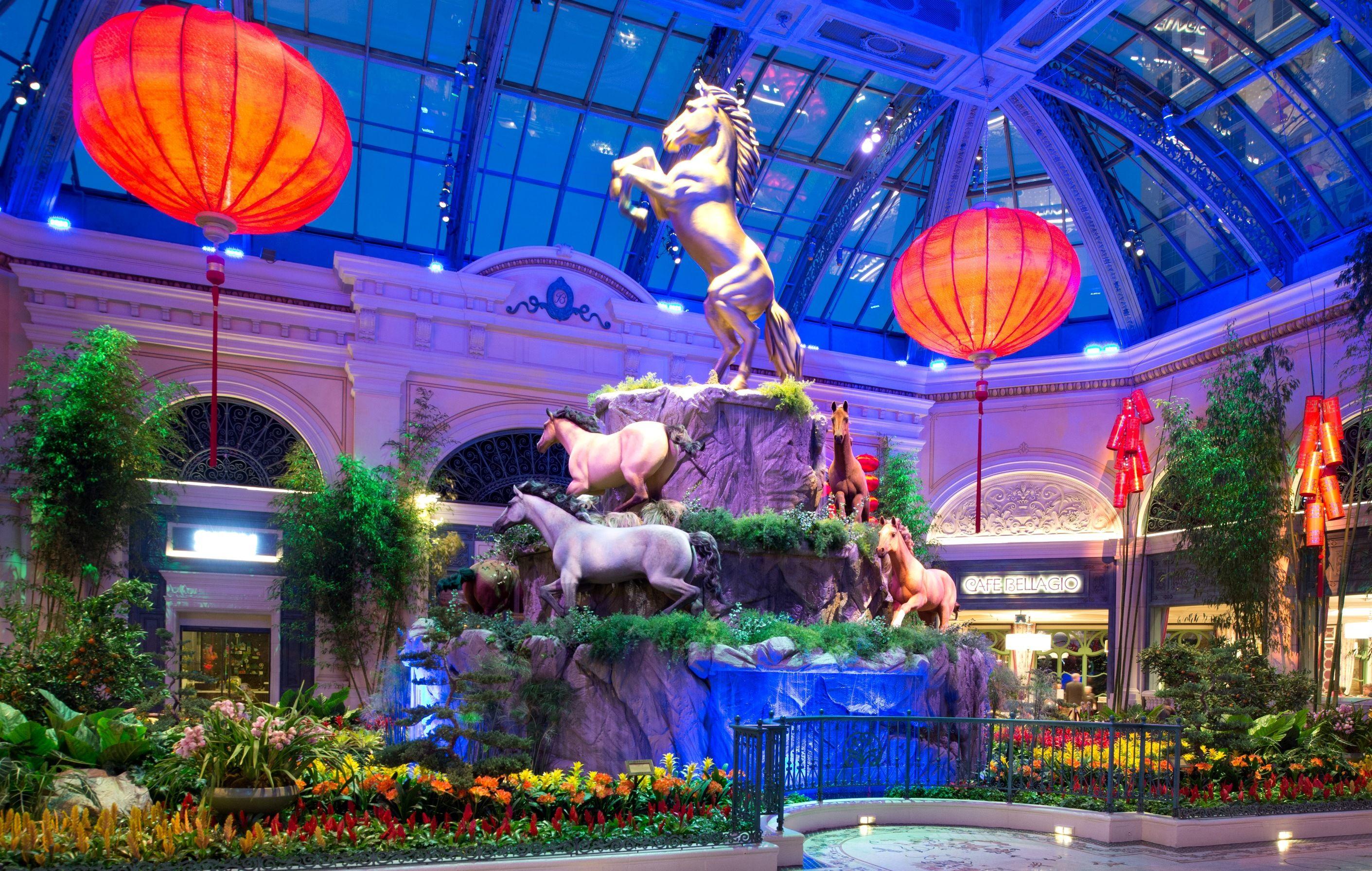 fa8d2ddc5c90595dfd2eb985f09e91d3 - Bellagio Conservatory & Botanical Gardens Las Vegas