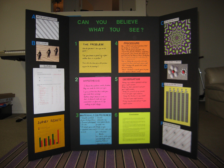 optical illusions school presentation # 4