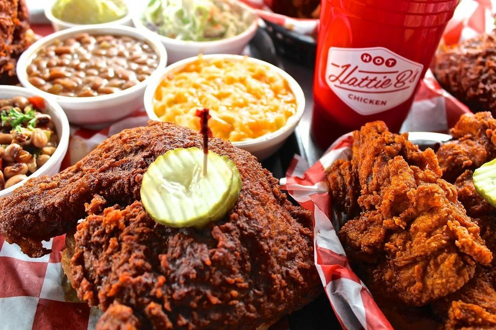 Sure Nashville S Called Music City But It Could Also Be Called Food City Or Art City Nbsp The List Goes On Nashville Nashville Trip Hot Chicken