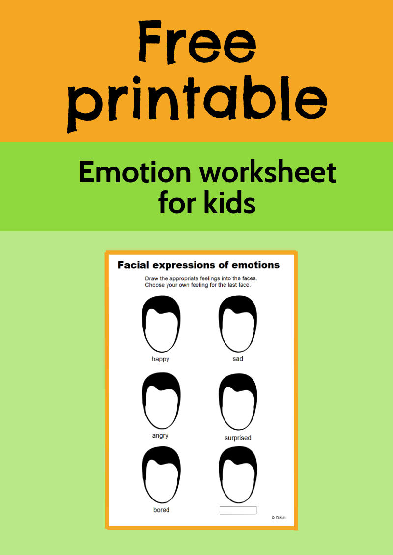 Facial expressions of emotions Teaching emotions, Autism