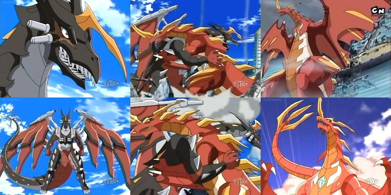 Bakugan NVDrago Helios 1 by