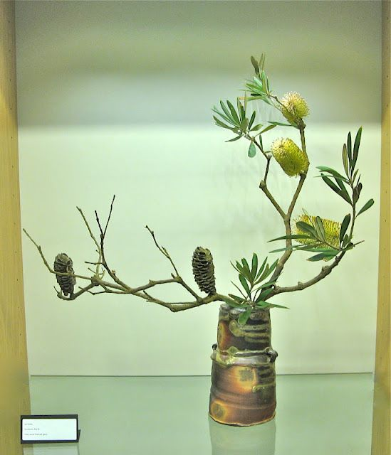 ROADSIDE IKEBANA: Search results for japan information and cultural centre