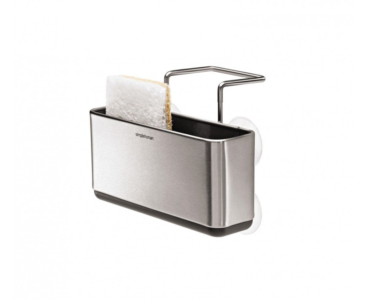 Best Sink Caddy Brushed Stainless Steel Stainless Steel 400 x 300