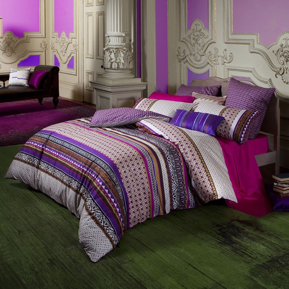 King Matai Quilt Cover Set By Kas Australia On Sale At