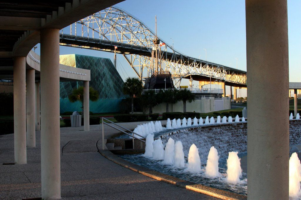 Wonderful Water Gardens   Corpus Christi, Texas