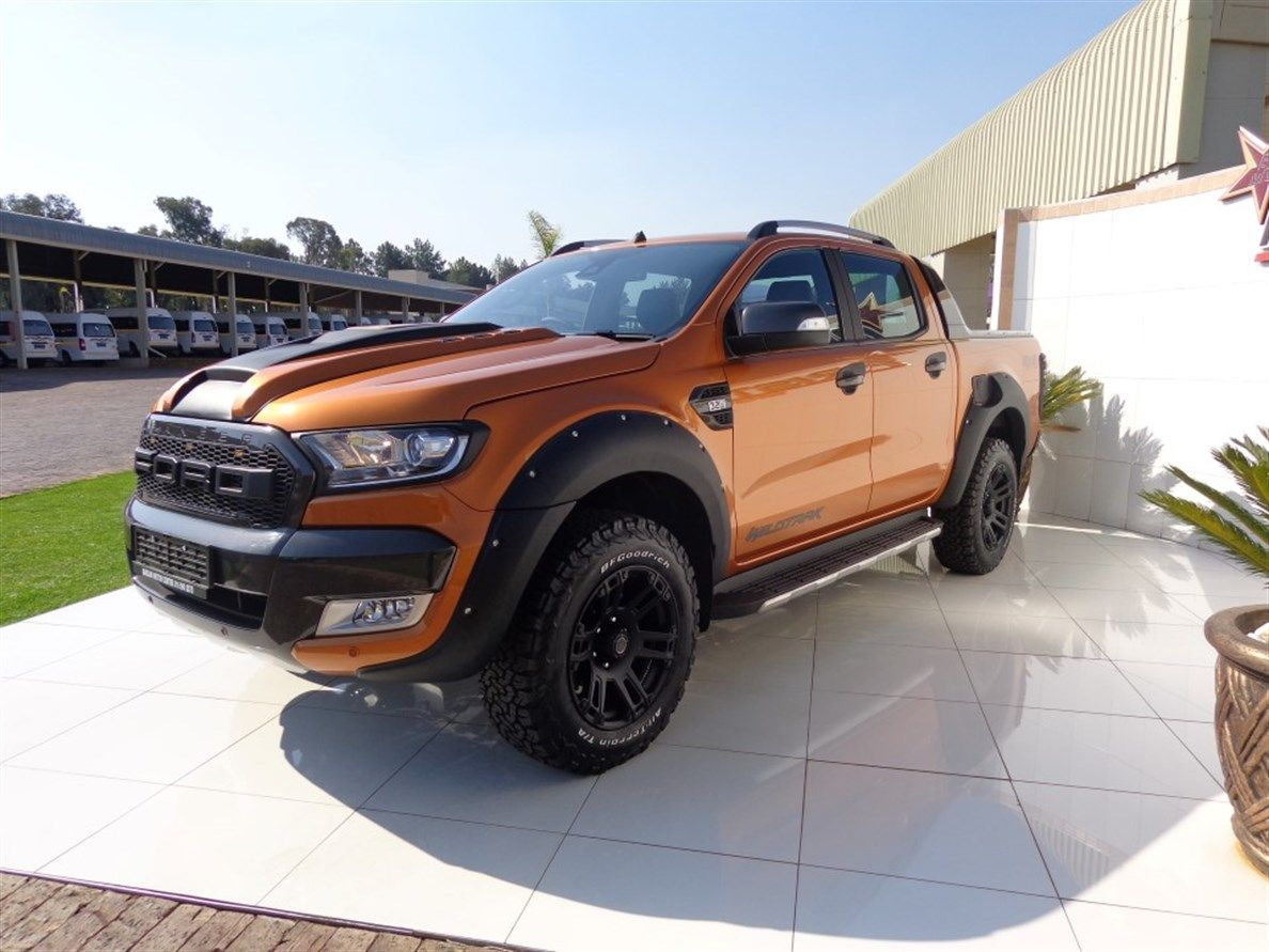 2016 ford ranger vii 3 2 tdci wildtrak double cab 4x4. Black Bedroom Furniture Sets. Home Design Ideas