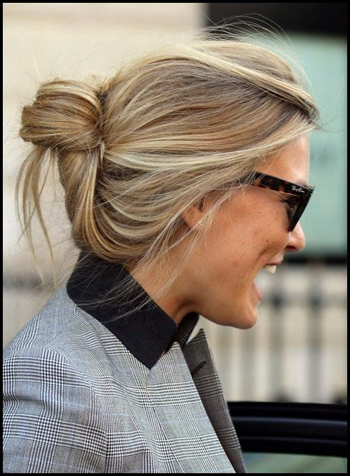 Aggiornamenti facili e informali: Bar Refaeli Hairstyles | Acconciature Bob