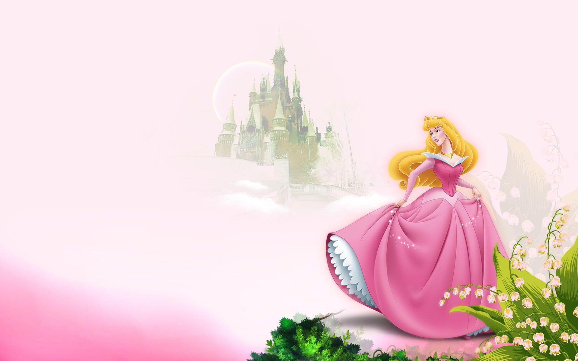 Disney Princesses Sleeping Beauty Wallpaper 1920x1200