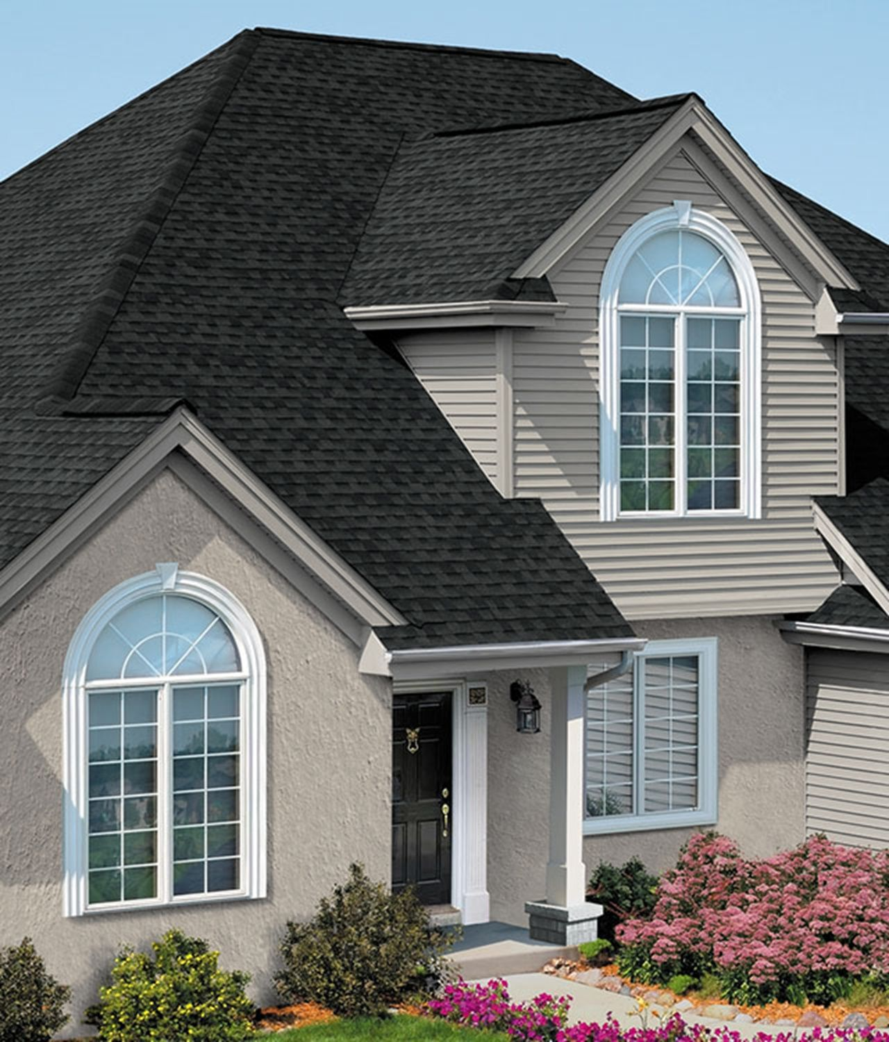 Best Gaf Timberline® Natural Shadow® Roofing Shingles Roof 400 x 300