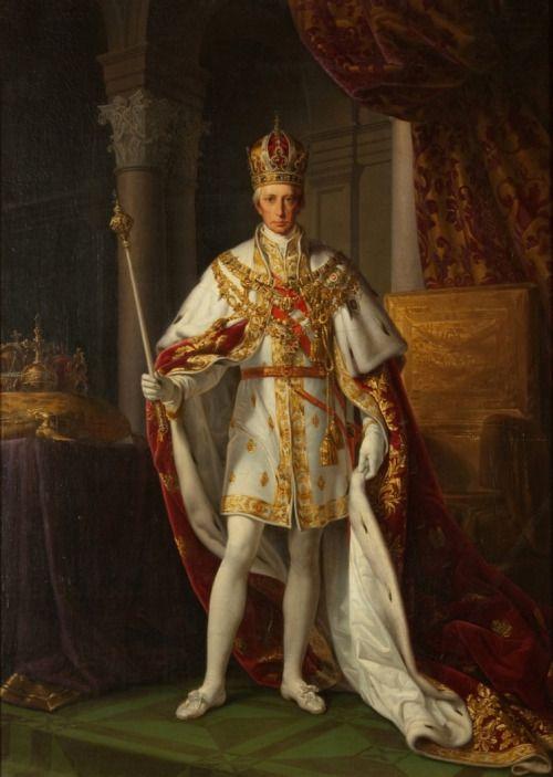 Neoprusiano Emperador Francisco I De Austria Y Historical Times Holy Roman Empire Roman Emperor Austrian Empire