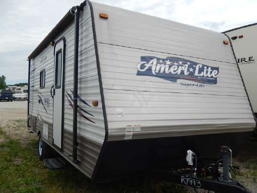 Check out this 2015 Gulf Stream Amerilite Super Lite 198RB listing in Dewitt, MI 48820 on RVtrader.com. It is a Travel Trailer and is for sale at $9980.