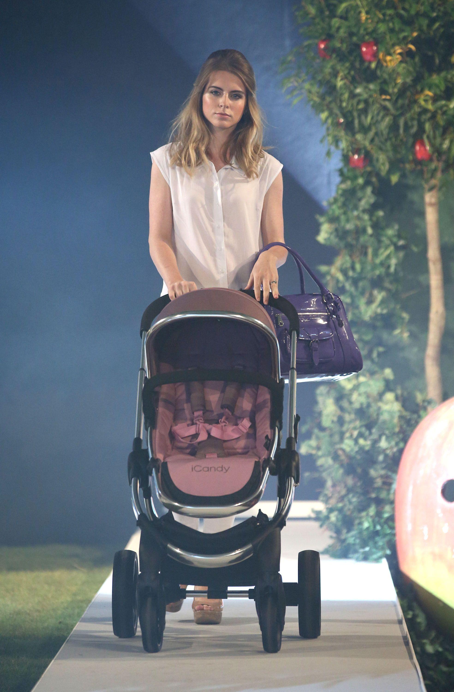 #iCandy #80Years #BritishDesign #Nursery #Fashion #Beauty #Style #OneMarylebone #London #Peach3 #Marshmallow