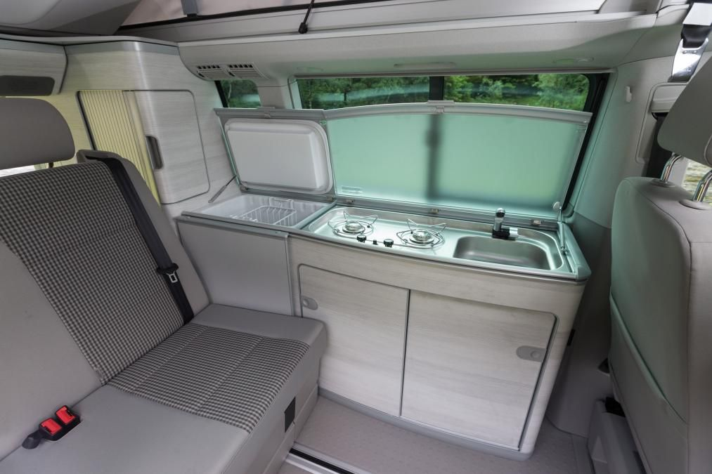 Volkswagen California T6 Sink Vw Bus Interior Bus Interior Volkswagen