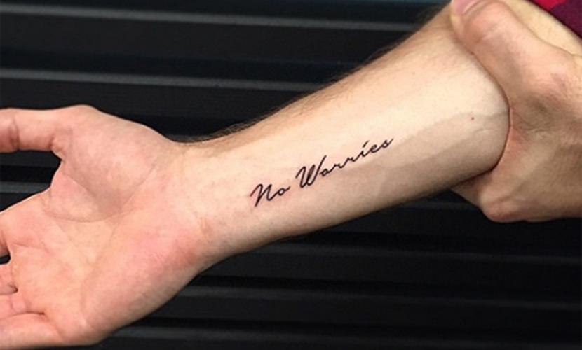 De 120 Tatuajes De Frases Para Hombres Frases Para Hombres Tatuaje Pequeno Para Hombre Tatuajes Originales Para Hombres