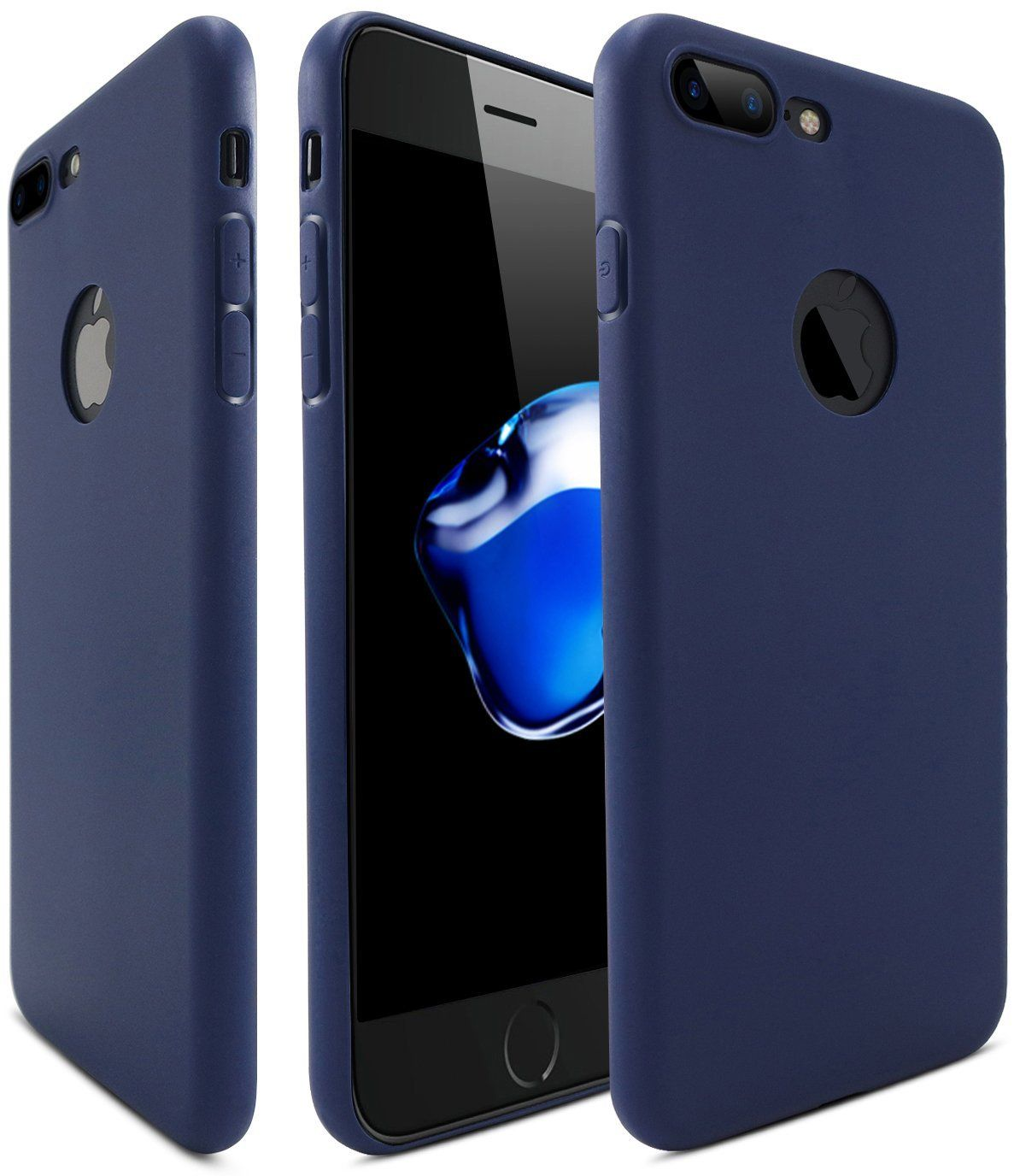 IPhone 7 Plus Case, HZ BIGTREE Ultra-Thin TPU Soft