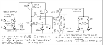 CR4 - Thread: How to Build an AVR for a Three Phase Generator? in 2020 |  Generation, Thread, Best answerPinterest
