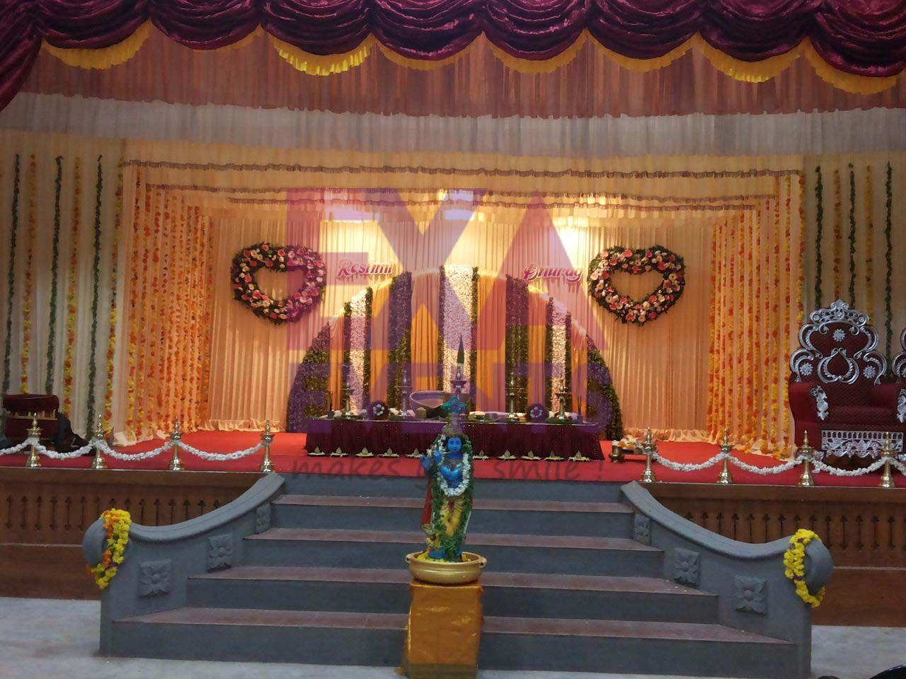 Wedding flower decoration service in kottayam kerala wedding stage best wedding planner in kottayam event management ettumanoorkottayam event management agency and wedding planner in kottayam junglespirit Gallery