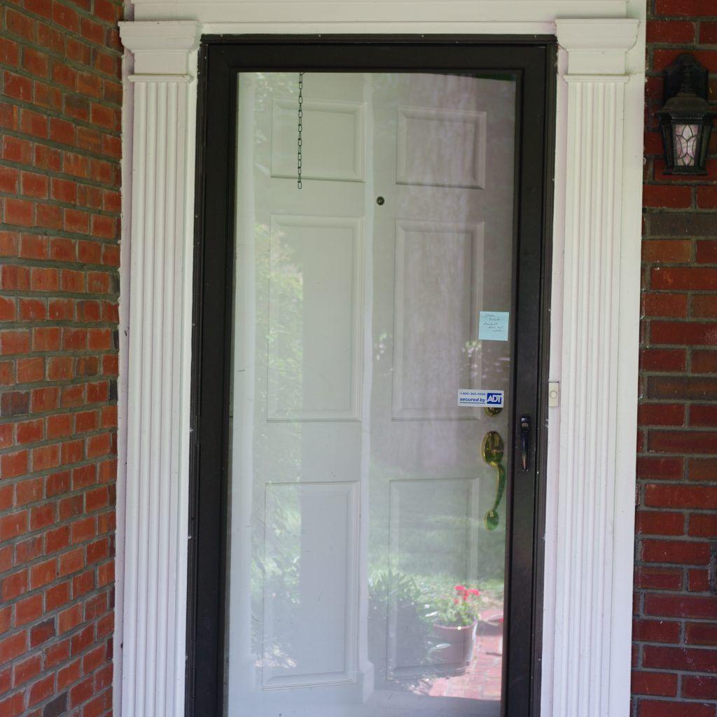 Glass Screen Doors For Front Door Httpthefallguyediting