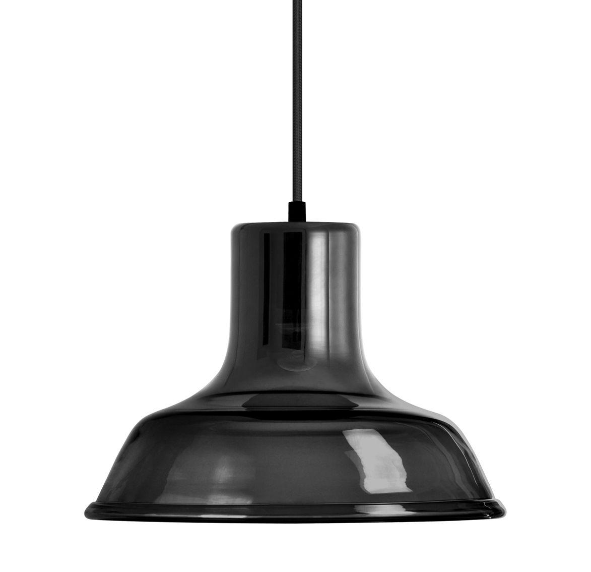 noir factory pendant lamp - mineheart - eccentric british design