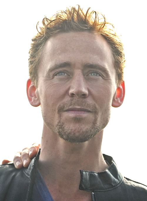 Tom Hiddleston at The Avengers Moscow Photo Call.