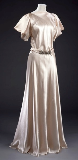 Vionnet Dress - 1932-34 - by Madeleine Vionnet