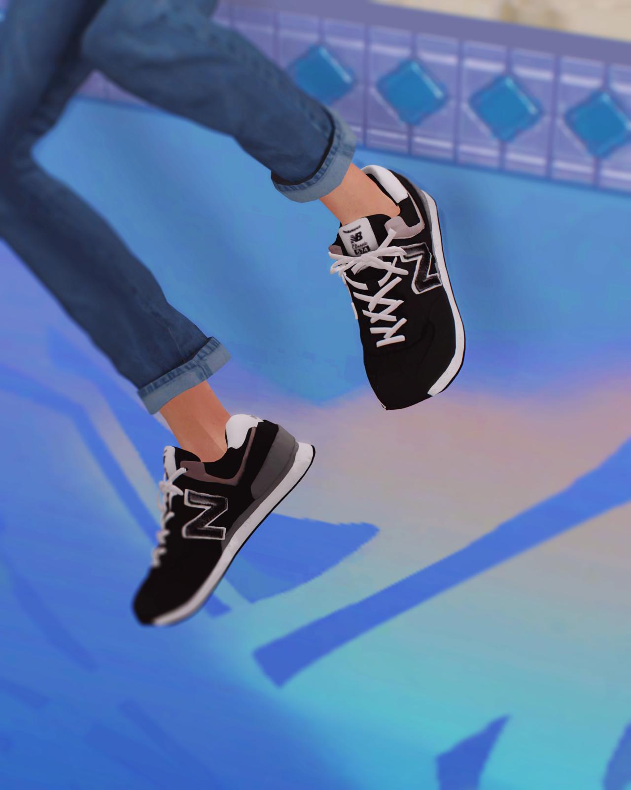 new balance footwear 4
