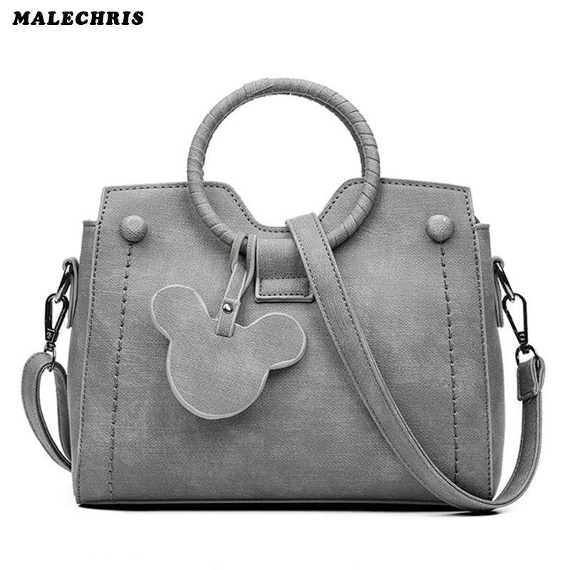 1d512f1ed831 Women Handbag High Quality Shoulder Bags Pu Leather Girl Wallet Lady ...