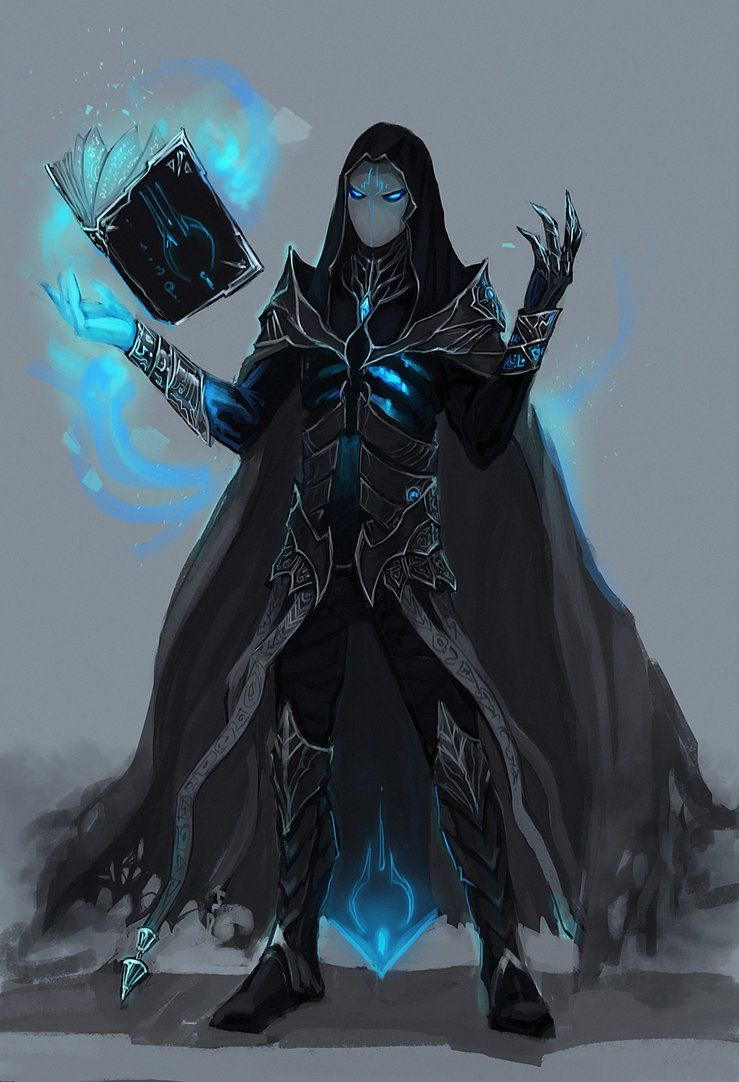 Wizard by neexsethe on deviantart