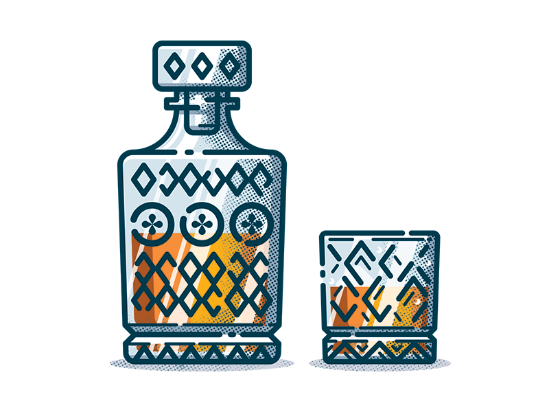 Scotch Whisky by Enisaurus