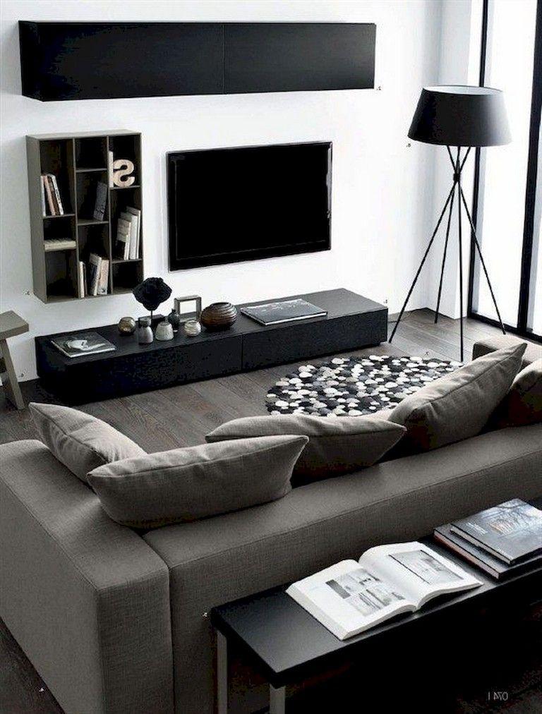 Small Modern Apartment Living Room Ideas: 65+ Comfy Living Room Ideas For Small Apartments