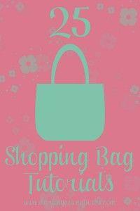 I love reusable shopping bags!