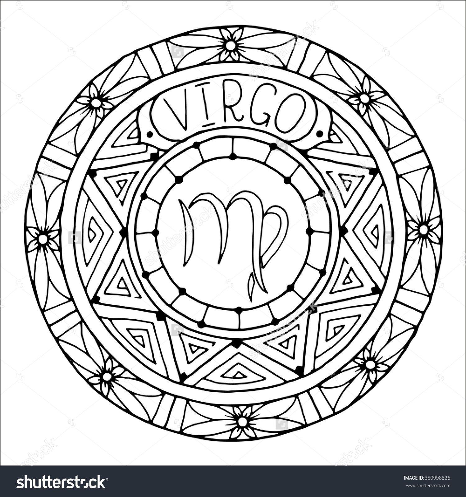 29 Virgo Coloring ideas  virgo, virgo constellation tattoo, virgo