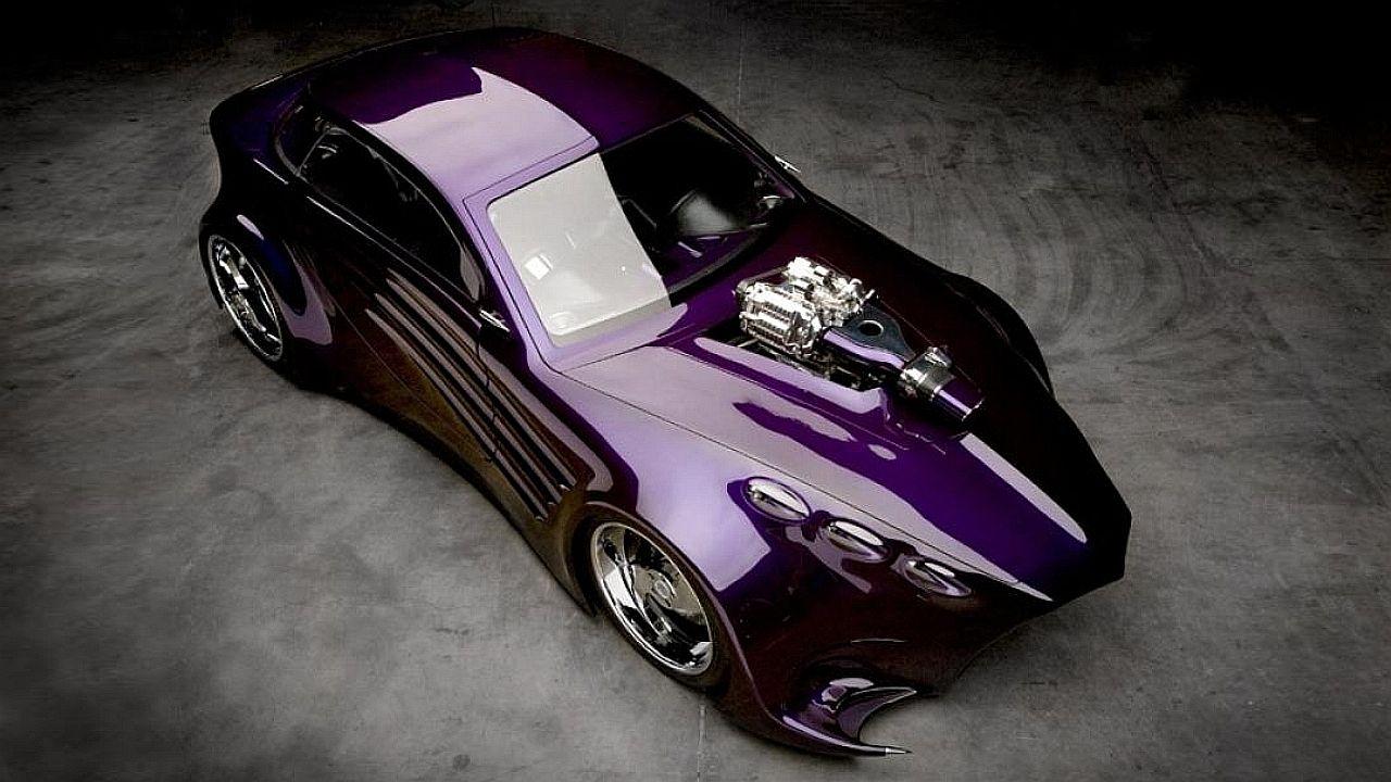 Gas Custom Car Scythe 4 Gas Galpin Auto Sports