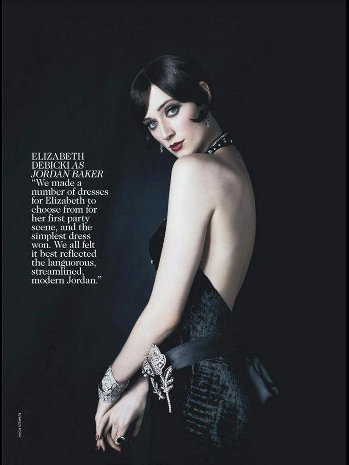 The Great Gatsby Cast Goes Vogue In New Portraits | The