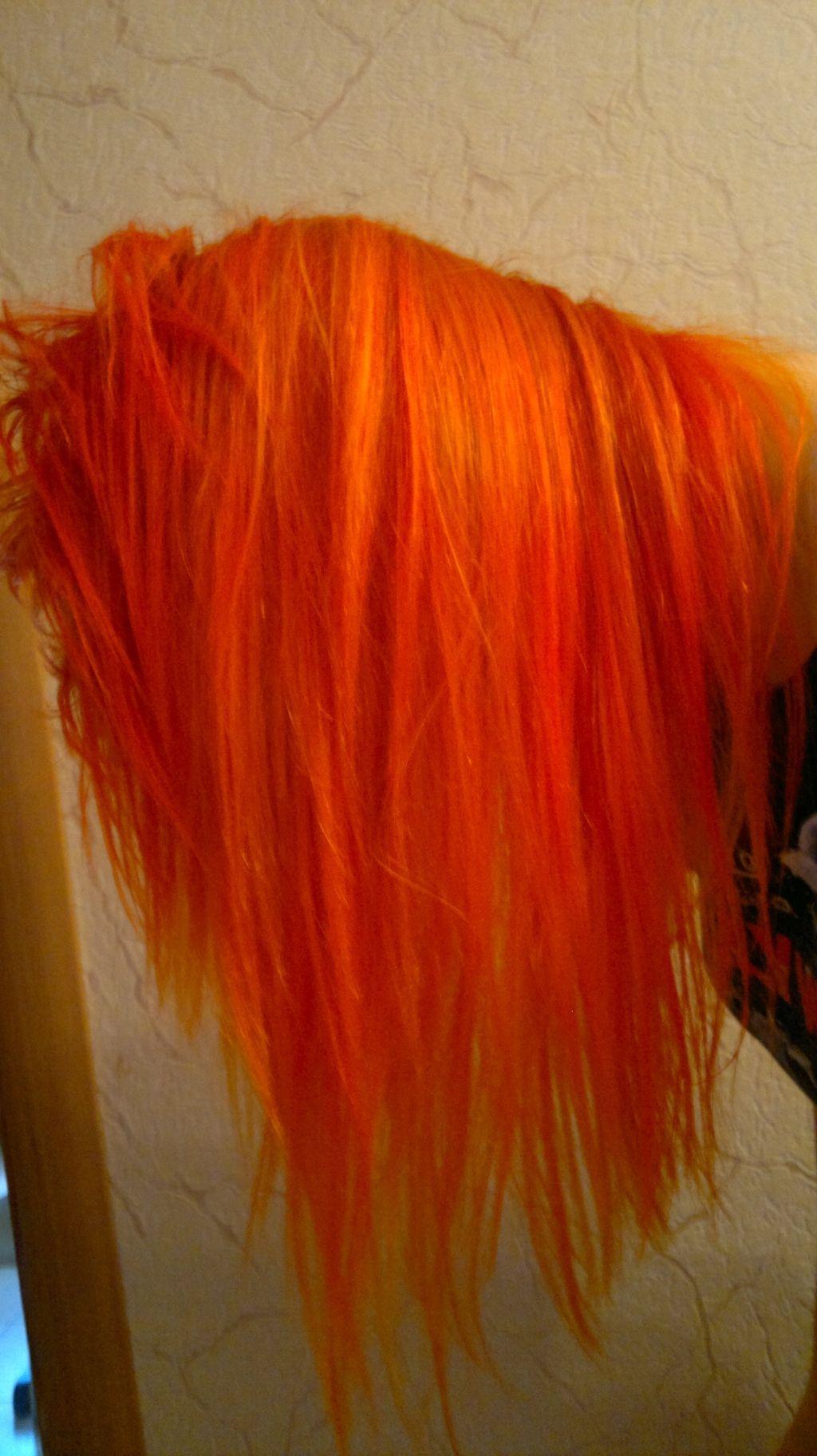 napalm orange hair special effects nataliakefirina