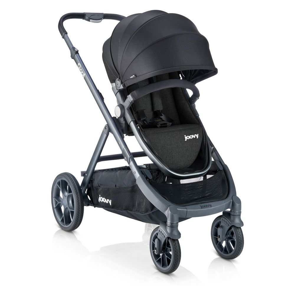 Joovy Qool Stroller Black Melange Stroller, Baby car