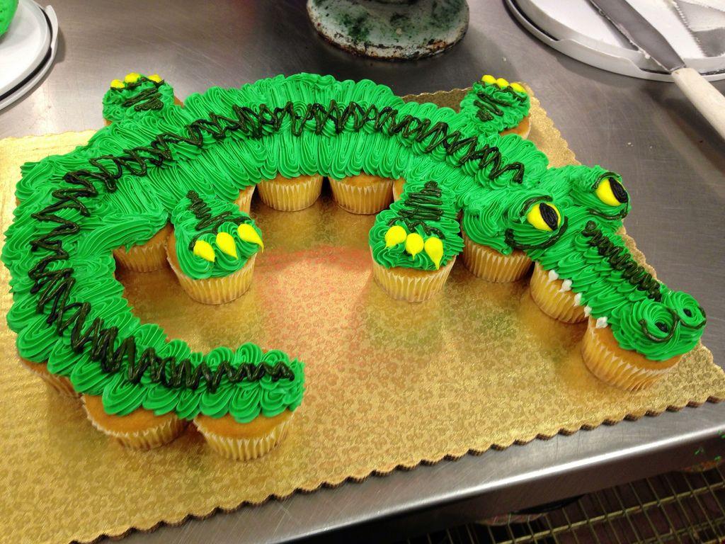 Торт крокодил картинки