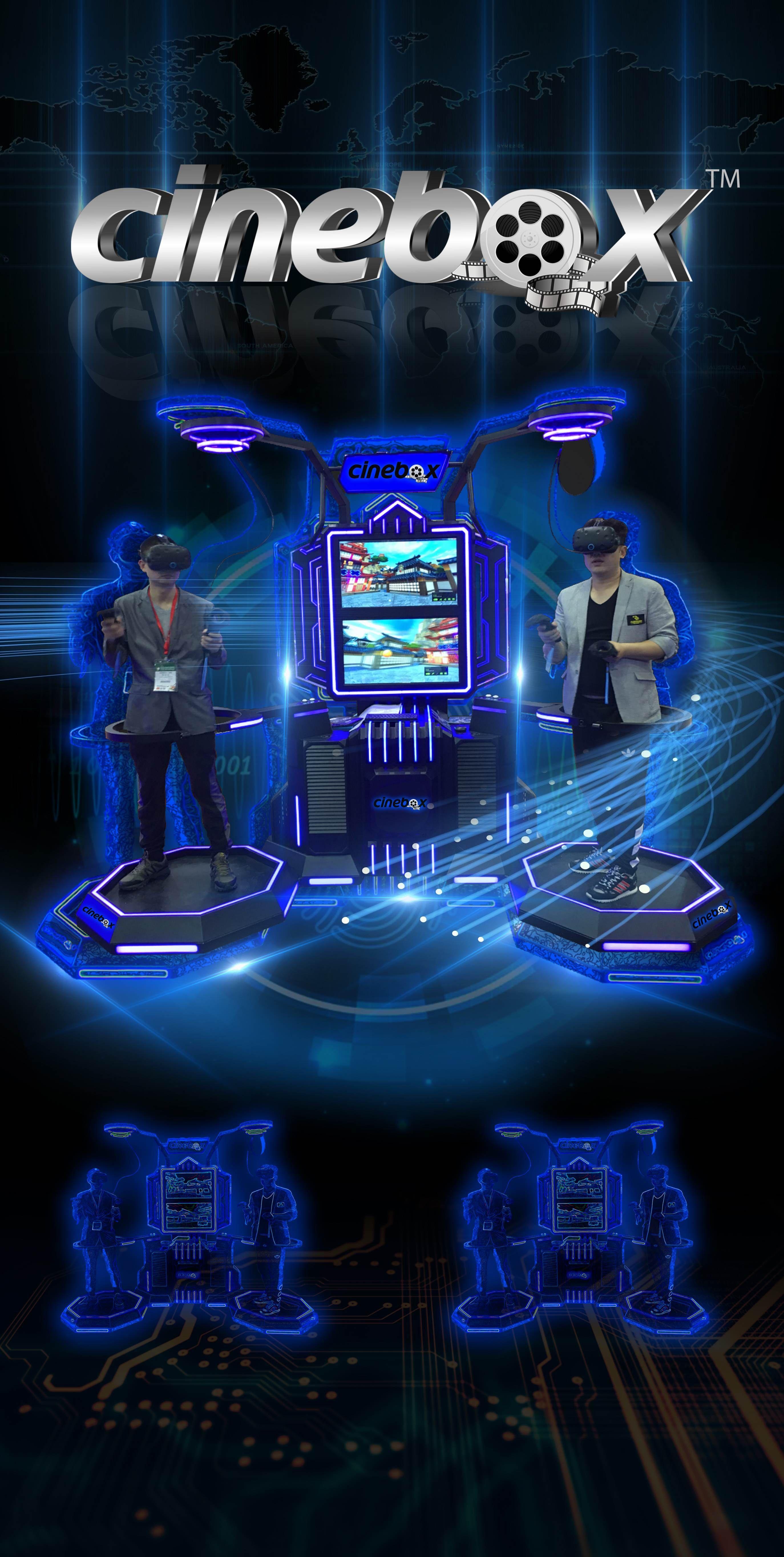 8ac826623a77 Virtual Reality Simulator For Sale