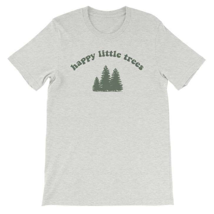 happy little trees - 728×728