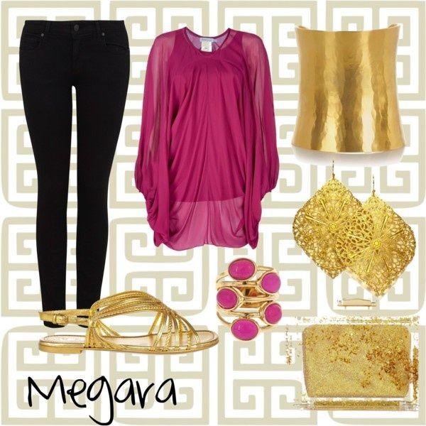 Everyday Megara (Meg from Disneys Hercules) inspired ...