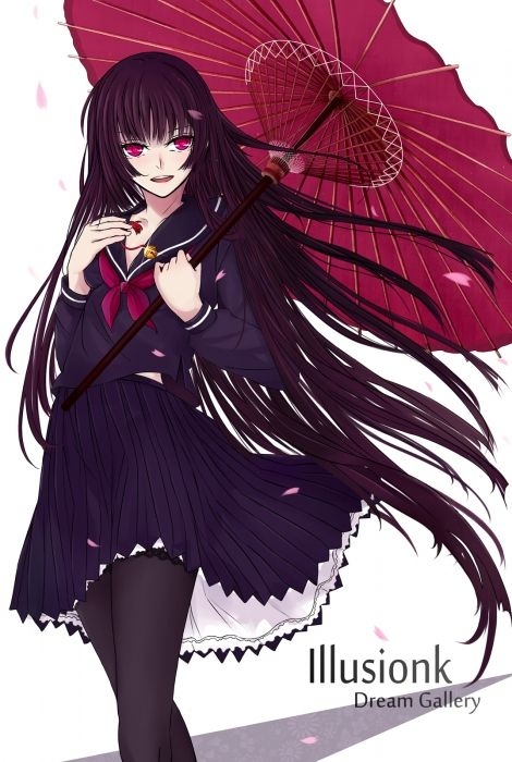 Dusk Maiden Of Amnesia Anime Anime Girls Kunst