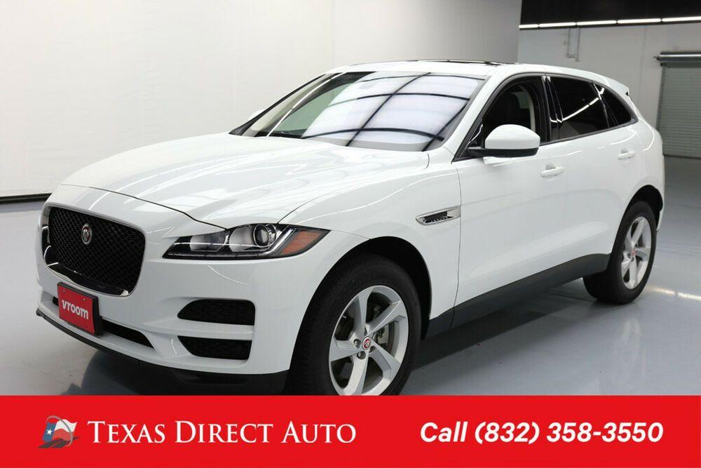 For Sale 2018 Jaguar FPace 30t Premium Texas Direct Auto