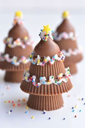 14 cute christmas treats to make with your kids via brit co