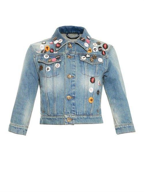 Rock My World Jean Jacket