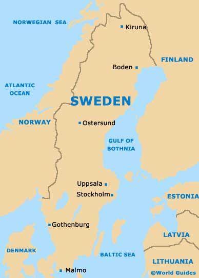 4 Major Cities In Sweden Bing Images Zweden