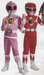 Mighty Morphin Power Rangers Costumes 1994 Baby Kid Stuff